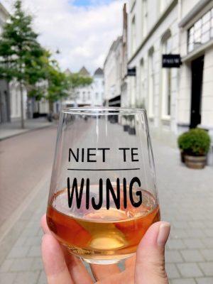 Tumbler Wijnglas